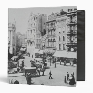 View of Piccadilly Circus, c. 1900 Vinyl Binders