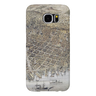 View Of San Francisco, 1878 Samsung Galaxy S6 Cases