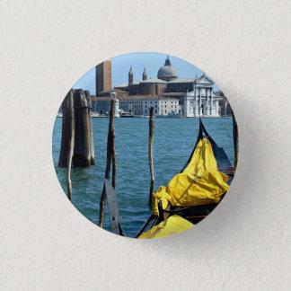 View of San Giorgio Maggiore, Venice, Italy 1 Inch Round Button