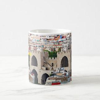 View of Serranos Towers (Porta de Serrans) Coffee Mug