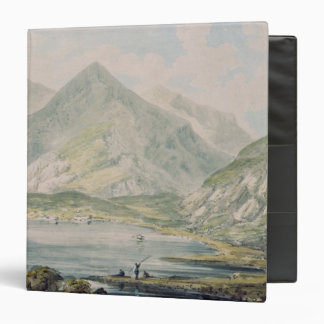 View of Snowdon 3 Ring Binder