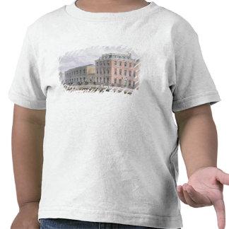 View of Soho Square and Carlisle House T Shirt