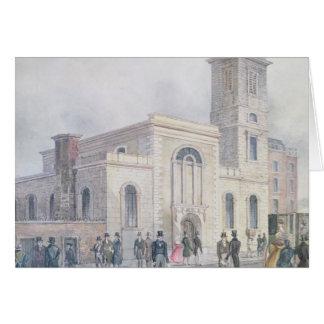 View of St. Bartholomew's Church Card