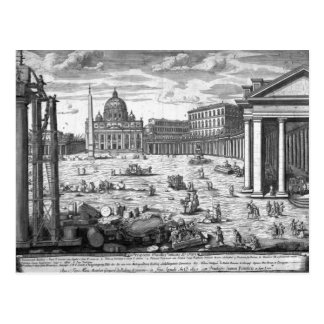 View of St. Peter's, Rome Postcard