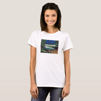 View of swamp T-Shirt