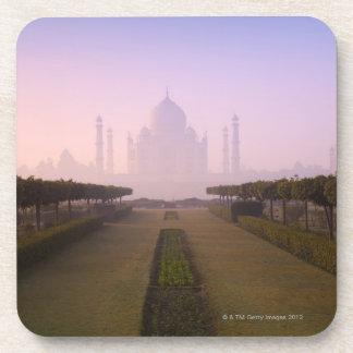 View of Taj Mahal at Sunrise Coaster