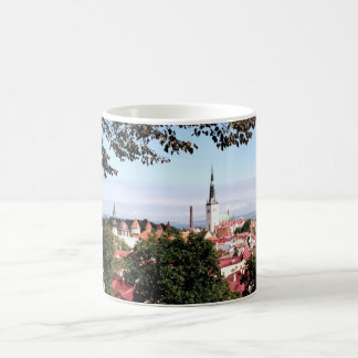 View of Tallinn, Estonia - Mug
