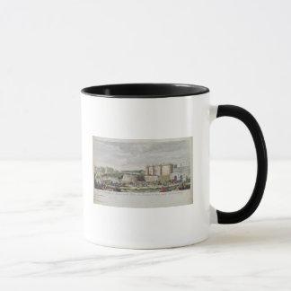 View of the Bastille and the Porte Saint-Antoine Mug