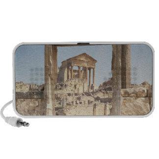 View of the Capitolium, 166-167 AD Laptop Speakers