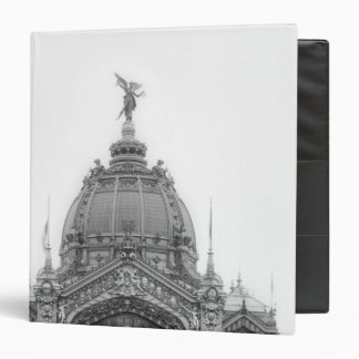 View of the Central Dome Vinyl Binder