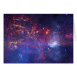 View of the Centre of the Milky Way Galaxy