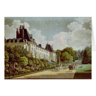 View of the Chateau de la Malmaison Card