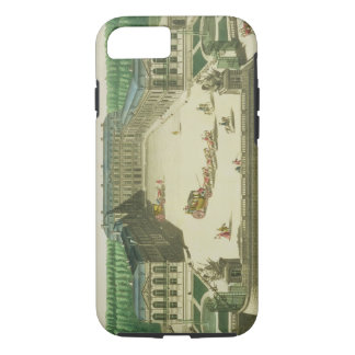 View of the Chateau of St. Cloud, engraved by Anto iPhone 7 Case