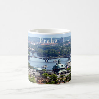 View of the city from Prague Castle Coffee Mug