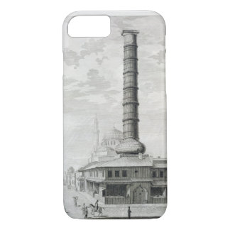 View of the Column of Constantine and the Principa iPhone 7 Case