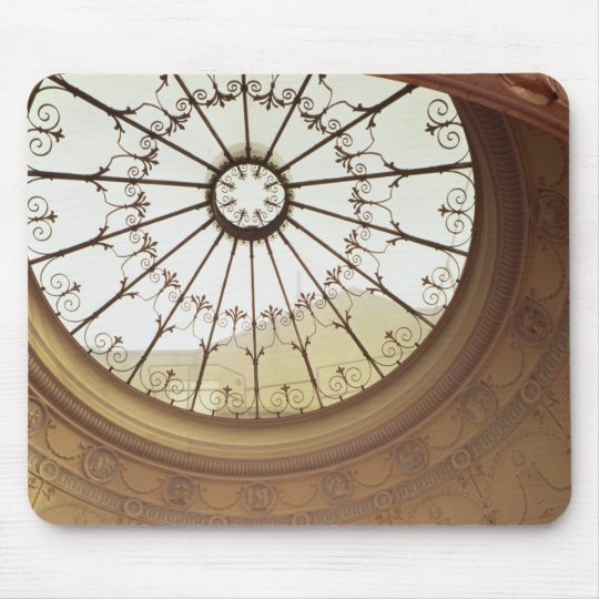 View of the cupola, c.1773-7 mouse pad