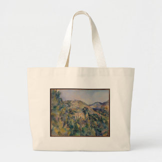 View of the Domaine Saint-Joseph Large Tote Bag