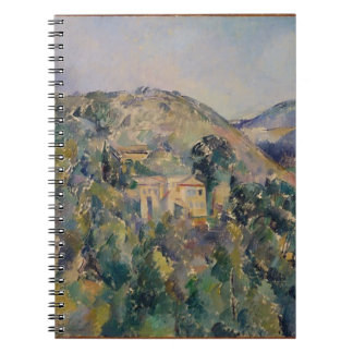 View of the Domaine Saint-Joseph Spiral Notebooks