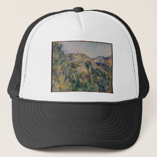 View of the Domaine Saint-Joseph Trucker Hat