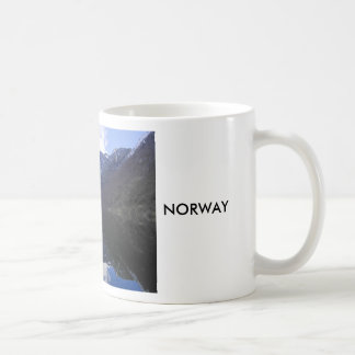 View of the Fjordes,  Norway Coffee Mug