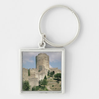 View of the Fortress, started in 1452 Key Chains
