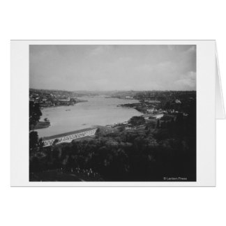 View of the Golden Horn from Eyup Photograph Card