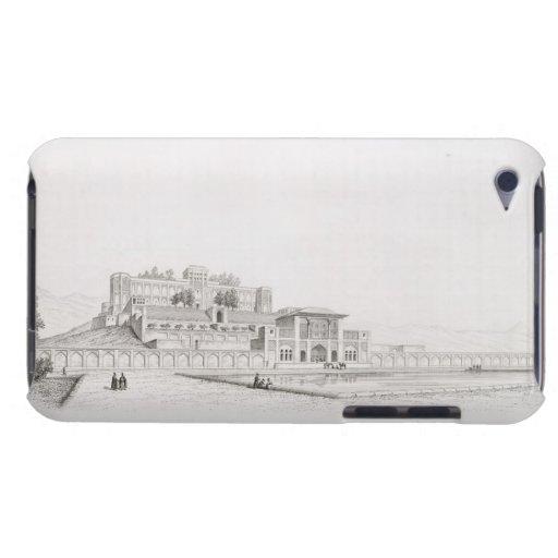 View of the Golestan Qajar Palace 'Kasr l Kadjar', Case-Mate iPod Touch Case