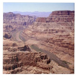 View of the Grand Canyon, Arizona Tiles