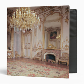 View of the interior of the Grand Salon Binders