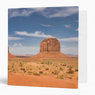 View of the Mittens, Monument Valley Binder