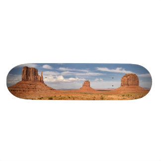 View of the Mittens, Monument Valley Skate Board Decks