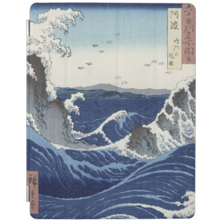 View of the Naruto whirlpools at Awa iPad Cover