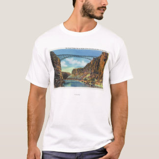 View of the Navajo Bridge at Lee's Ferry T-Shirt