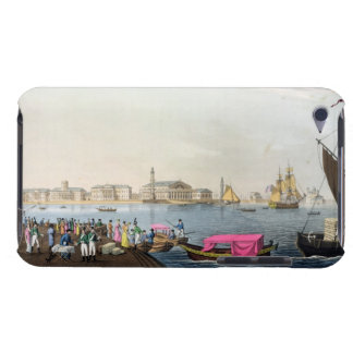 View of the Neva, the Harbour and the Exchange at iPod Case-Mate Cases