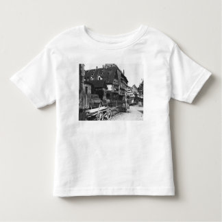 View of the Old Quarter, Ulm, c.1910 Toddler T-shirt
