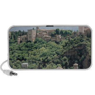 View of the Palace of the Alhambra Laptop Speaker