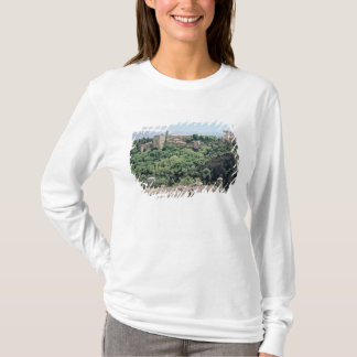 View of the Palace of the Alhambra T-Shirt