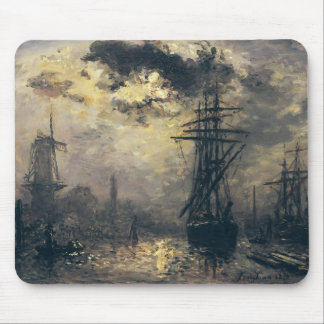 View of the Port, or The Windmills in Mouse Pads