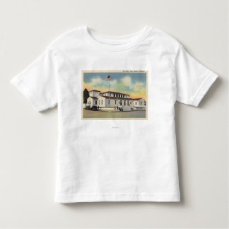 View of the Post Office # 1 Toddler T-shirt