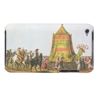 View of the Procession of the Sacred Camel prepara Barely There iPod Covers