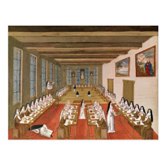View of the Refectory Postcard