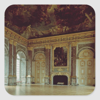 View of the Salon d Hercule inaugurated in 1739 Sticker