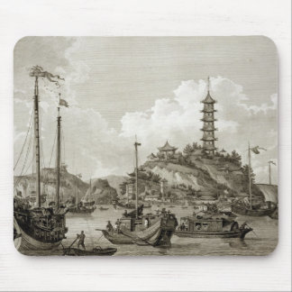 View of the Tchin Shan, or Golden Island, in the Y Mouse Pad