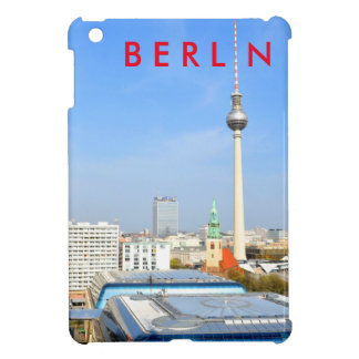 View of the Television Tower in Berlin, Germany iPad Mini Covers
