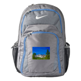 view of the Three Levanne mountains nike  backpack