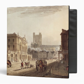View of the Town Hall, Market and Abbey Church, fr 3 Ring Binder