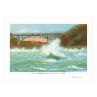 View of the Whirlpool Postcard