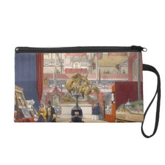 View of the Zollyverein Musical Instruments stand Wristlet Purses