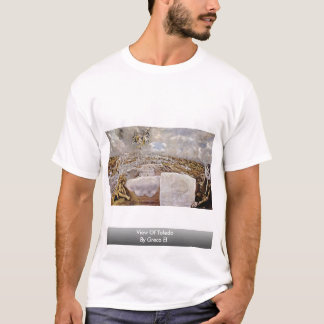 View Of Toledo By Greco El T-Shirt