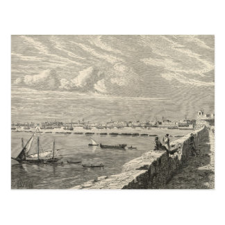 View of Tripoli Postcard